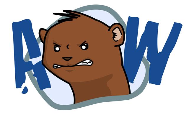 Angry Weasel Logo